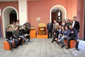 Gruppo con Assessore Pagano Luned' 21 Marzo 2011